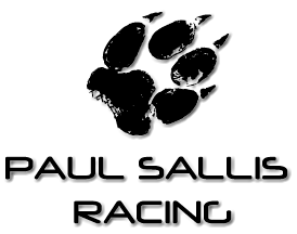 Paul Sallis Racing Retina Logo